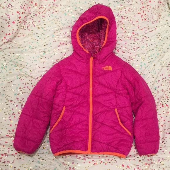 047929d51246 North Face Reversible Perrito Jacket. M 5b1fe03b2e1478da99f8785d